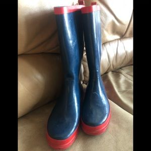 Rain boots forever 21